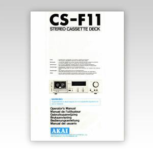 AKAI_CSF11_Paper
