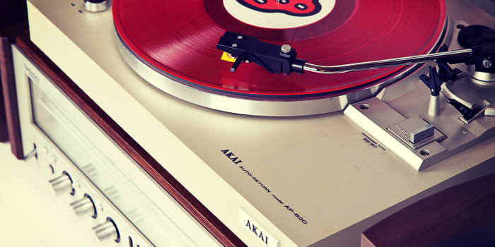 AKAI AP-B20 Auto Return Turntable