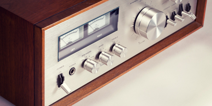 Kenwood KA-5700 Integrated Amplifier