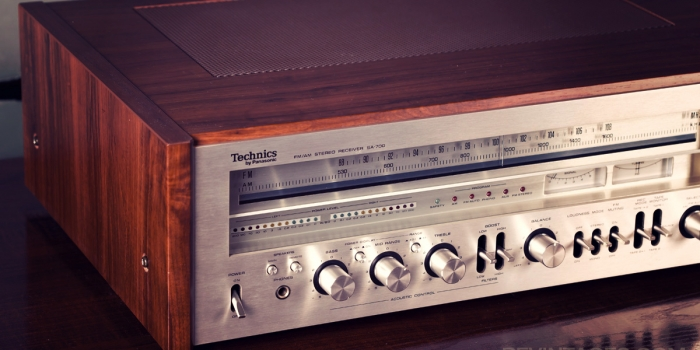 TECHNICS SA-700 Stereo Receiver