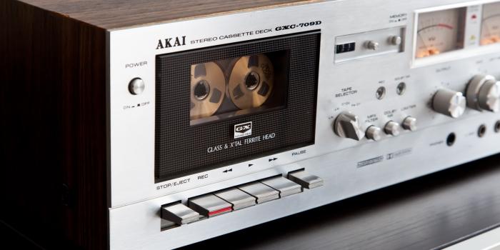 AKAI GXC-709D