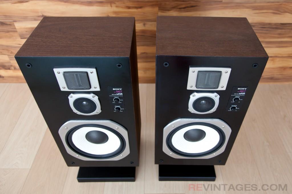 Sony SS967 Speakers