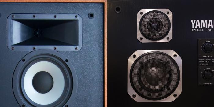 Klipsch KG4 против Yamaha NS-500M: дуэль акустики